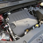 2014 Toyota Highlander Engine