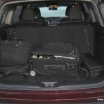 2014 Toyota Highlander Interior Cargo Area