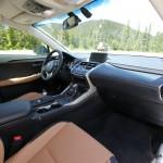 2015 Lexus 200t 2015 Lexus 300h Interior