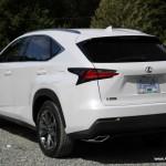 2015 Lexus NX 200t Exterior-010