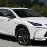 2015 Lexus NX 200t Exterior-013