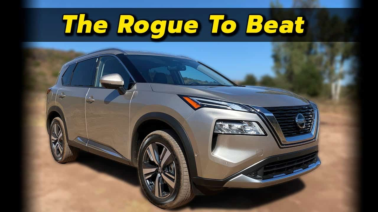 2021 nissan rogue first drive review - alex on autos