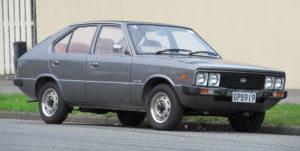 1982 Hyundai Pony GLS